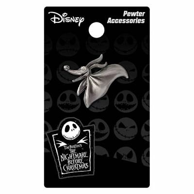 Disney Nightmare Before Christmas NEW * Zero Lapel Pin * Ghost Dog Pewter Charm