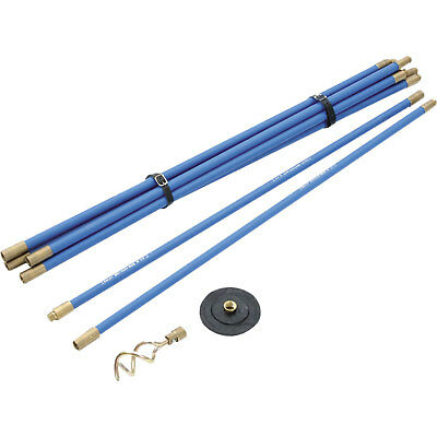 """Bailey 2 Piece Universal 3/4"""" Drain Rod Cleaning Set"""