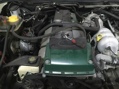 Ford Falcon Engine / Motor Bf, 4.0 Ltr Lpg Tested Before Removing - 158283 Klms