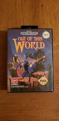 Out of This World (Sega Genesis, 1994)