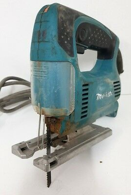 Makita Jigsaw 4327 240V Corded Electric Power Tool 450W 65mm - Bids From $1