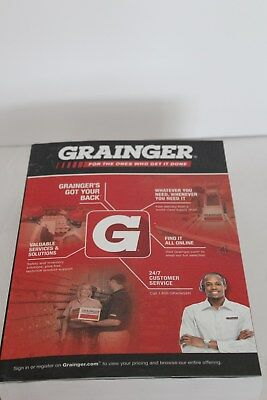NEW Grainger Catalog #409 (2018)