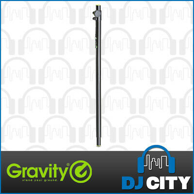 Gravity Speaker Distance Pole GSP3332B Satellite Speaker Stand - Single Stand