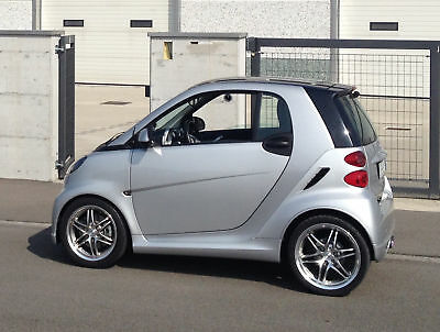 Smart Fortwo Coupe' Brabus Xclusive 102 cv. 75 kw. 05 2011 - km. 25.917