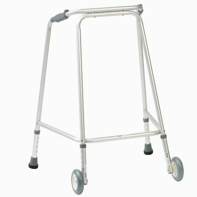 Coopers Domestic Walking Frame With Wheels - Various Sizes