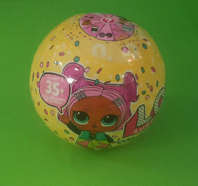 L.O.L Surprise Serie 3 LOL Ball - 1 Kugel L.O.L Surprise Confetti Pop