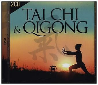Various - Tai Chi and Qigong CD (2) ZYX Music NEW