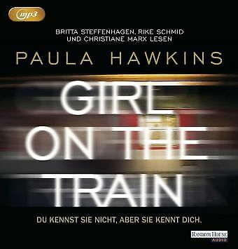 Steffenhagen, Britta/ Schmid, Rike, / Marx, Christ - Girl On The Train (MP3 NEW