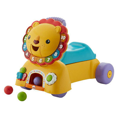 Fisher-Price 3-In-1 & Sit Stride & Ride Lion