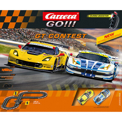 Carrera Go!! GT Contest Road Race