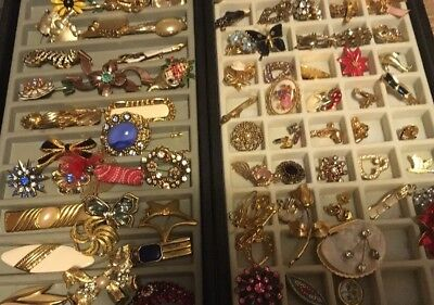 20 Piece Lot Of Estate Jewerly Vintage To New FREE SHIPPING