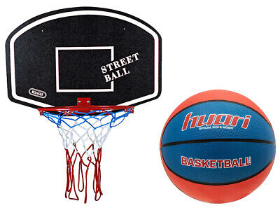 Basketballkorb mit Ball Basketball Korb Set Basketballspiel Manschaftssport