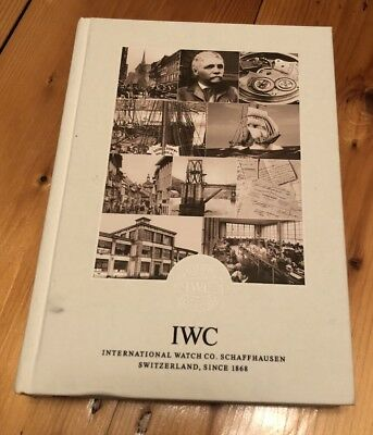 IWC Annual Collection Book 2008