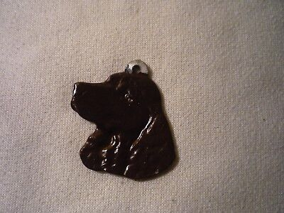 American Water Spaniel Dog Necklace