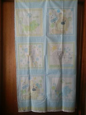 Simply Baby Panel - Blue