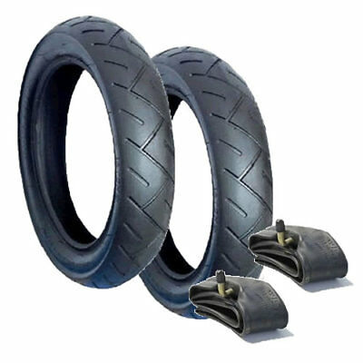 Bugaboo Cameleon Tyre & Inner Tube Set x 2 (121/2 x 21/4) POSTED FREE 1ST CLASS