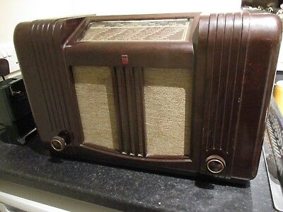 Vintage valve BATTERY RADIO PHILIPS