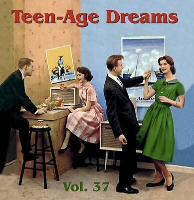 1 Rockabilly,Doo Wop,Teenage (Adolescents) Dreams Surf Hillbilly Psychobilly CD