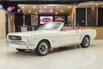 1965 Ford Mustang Convertible Rotisserie Restored! Ford 289ci V8, C4 Automatic, Factory A/C, Power Top & More!