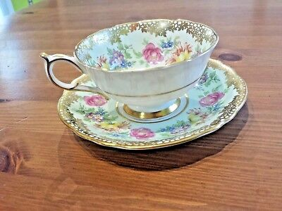 Paragon by appointment to queen Mary  cup & saucer