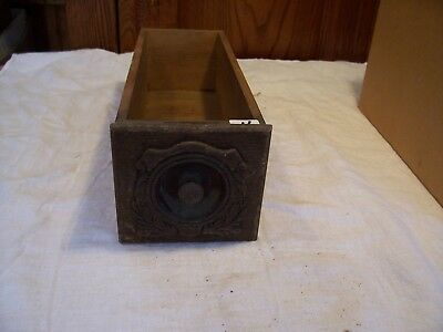 1 Vintage Treadle Sewing Machine Drawer (Parts Only), Cont. No. H