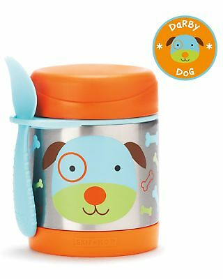 NEW Skip Hop Zoo Insulated Little Kid Food Jar from Baby Barn Discounts