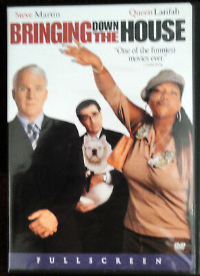Bringing Down The House Full Screen Edition 2003 Steve Martin and Queen Latifah
