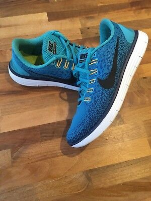 Nike Free RN Distance Running Shoes Size 10 UK