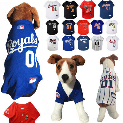 finest selection 7f82a 09be7 DOG FAN GEAR MLB New York Yankees Jersey Shirt T-Shirt Tank ...