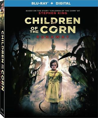 PREORDER - CHILDREN OF THE CORN - RUNAWAY  - Region A - BLU RAY - Sealed