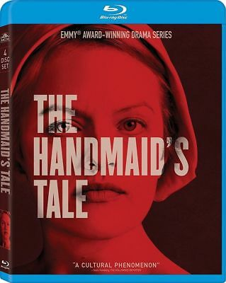 THE HANDMAID'S TALE - SEASON 1  - Region free - BLU RAY - Sealed