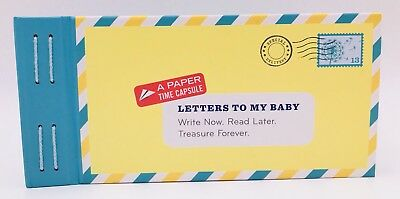 NEW Letters to My Baby : Write Now. Read Later. by Lea Redmond