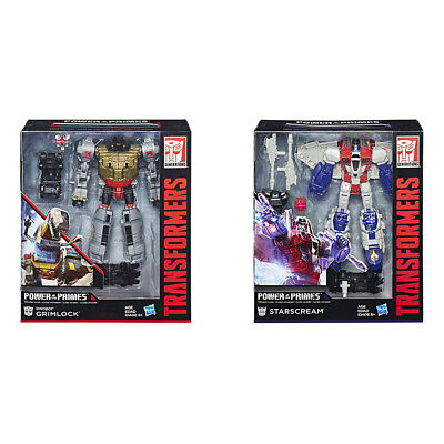 Transformers Generations Power of the Primes Voyager Figure - Assorted