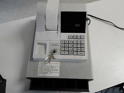 Sharp Point Of Sale Cash Register XE-A120 Business Retail