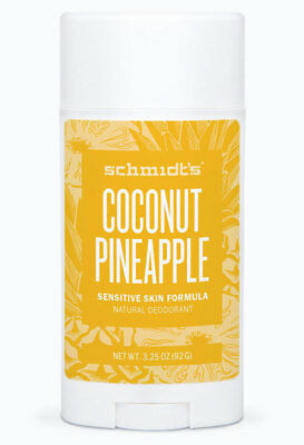 Schmidt's Natural Deodorant Coconut & Pineapple Sensitive Skin