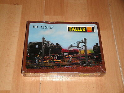 2 Swivel Water Cranes By Faller Ho 120137 Made In Germany New Factory Sealed