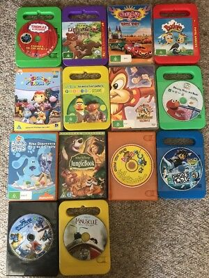 14 X Kids Dvds Bulk Diego Thomas The Tank Sesame Street Songs And More