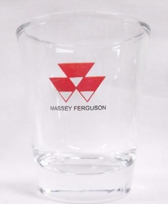 Very Nice Massey Ferguson  1  1/2 oz. Shot Glass # 2