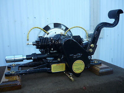 maytag 72-d long frame engine with NEW coil & condenser