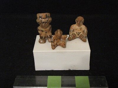 Pre Columbian, Pottery, Costa Rican, Nicoya Fig. E./Late P. Class. 900 1500 AD
