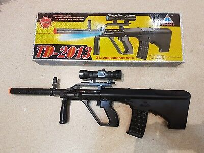 Steyr Aug F88 TD2013 F88 Battery Operated Plastic Toy Gun