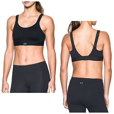 4d032d0585 2018 Under Armour Ladies Eclipse High Impact Sports Bra -ladies Gym Training  Top