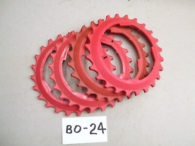 4  - Lustran seed plates for John Deere and others