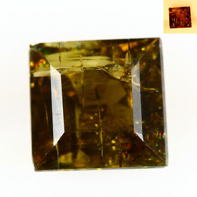 1.220 Ct  Earth Mined Unique Dazzling 100% Natural Dancing' Color Change Axinite