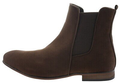 Galax GH3102 Chelsea Boots Brown 180115