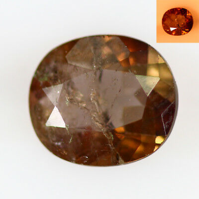 0.775 Ct  Earth Mined Unique Dazzling 100% Natural Dancing' Color Change Axinite