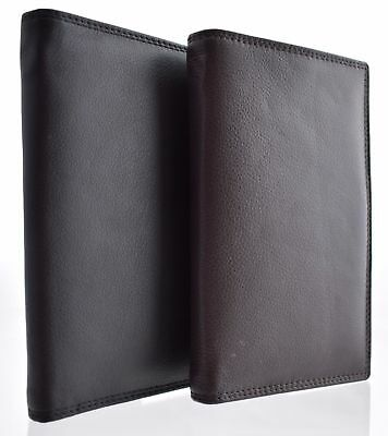 Soft Premium Leather Gents Man's Jacket Coat Wallet Tall Large Size by Golunski