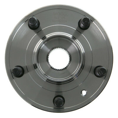Wheel Bearing and Hub Assembly-Hub Assembly Rear/Front MOOG 513275