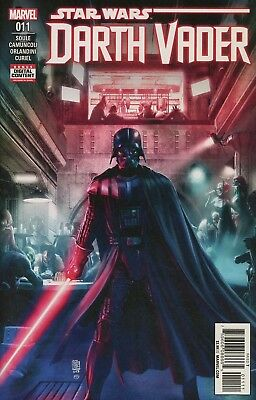 Star Wars Darth Vader #11 Marvel Comics Near Mint 2/14/18