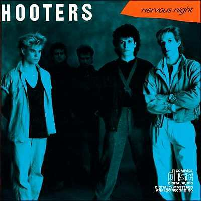 HOOTERS : NERVOUS NIGHT (CD) sealed